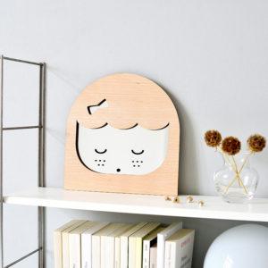 miroir chambre de fille