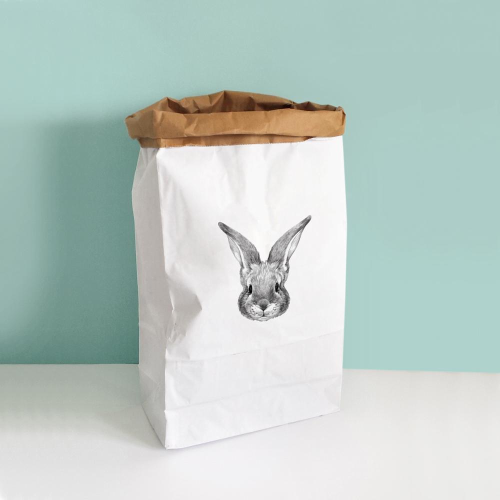 sac en papier lapin Jeannot