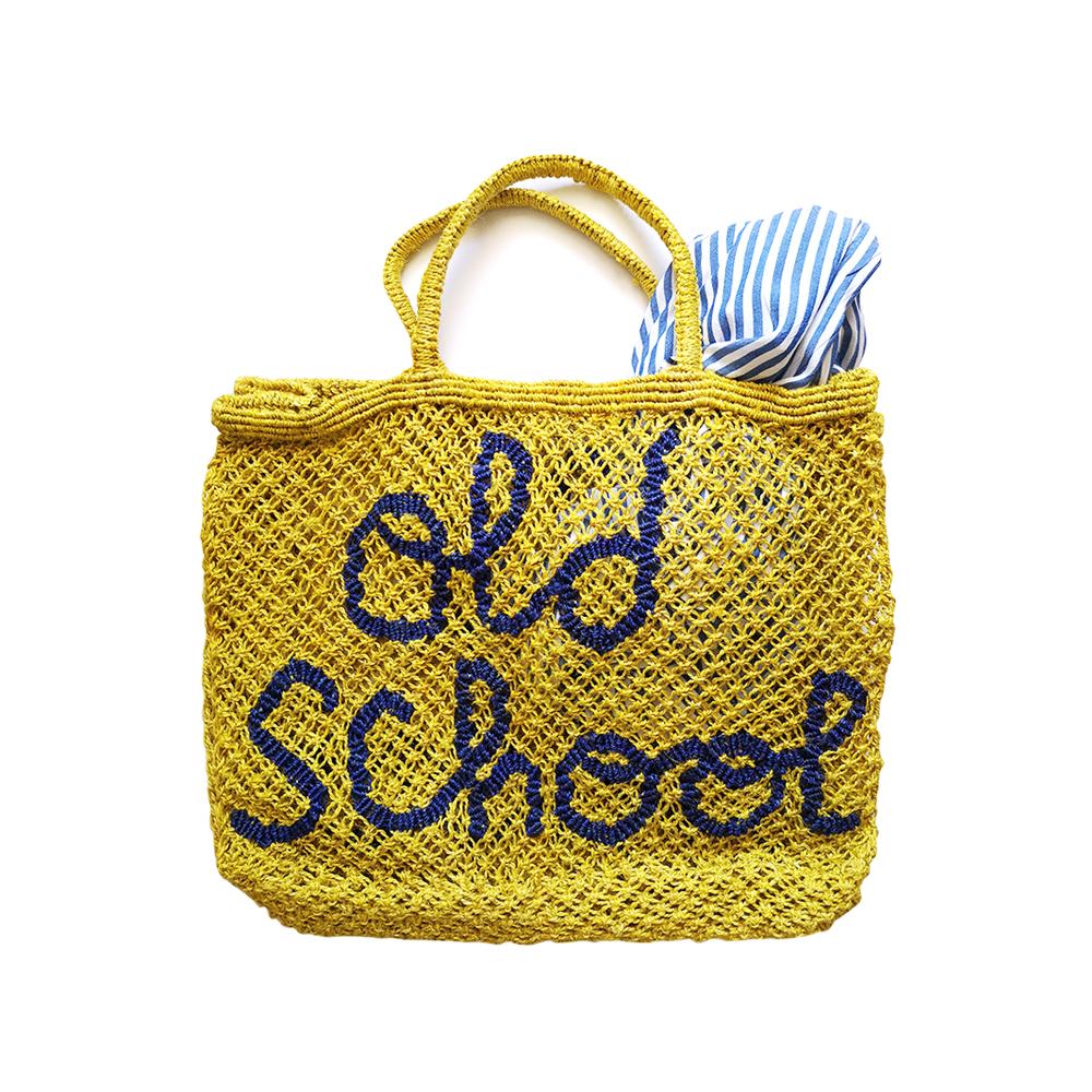 sac cabas old school
